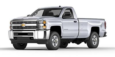 New 2015 Chevrolet Silverado 3500 WT