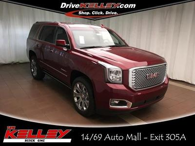 New 2017 GMC Yukon Denali