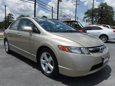 Used 2008 Honda Civic EX