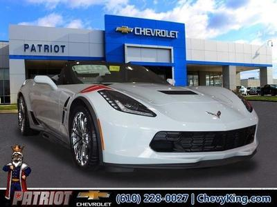 New 2018 Chevrolet Corvette Grand Sport