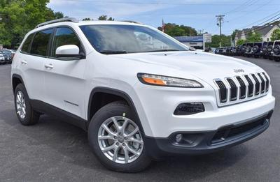 2018 Jeep Cherokee Latitude Plus