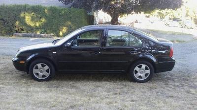 Used 2002 Volkswagen Jetta GLS