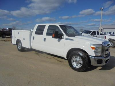 Used 2011 Ford F-250 XLT