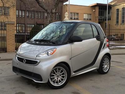 Used 2013 smart ForTwo Passion