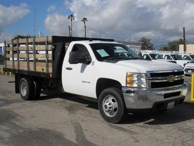 Used 2013 Chevrolet Silverado 3500