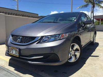 Used 2014 Honda Civic LX