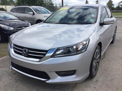 Used 2015 Honda Accord Sport