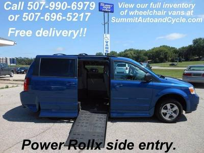 2010 Dodge Grand Caravan HANDICAP WHEELCHAIR
