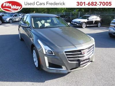 Used 2016 Cadillac CTS 2.0L Turbo Standard