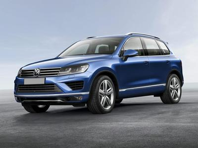 New 2017 Volkswagen Touareg V6 Executive