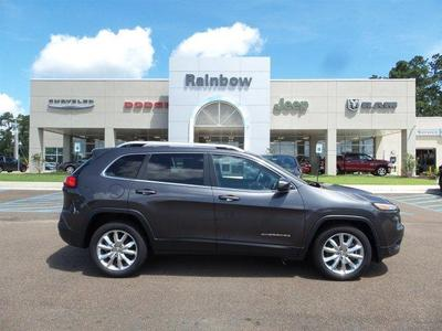 Certified 2015 Jeep Cherokee Limited