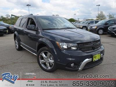 New 2017 Dodge Journey Crossroad