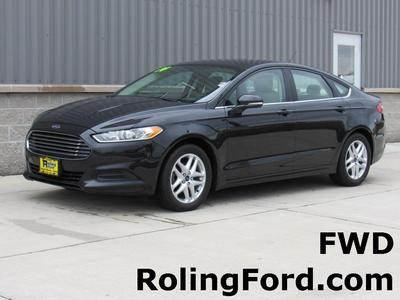 Certified 2014 Ford Fusion SE