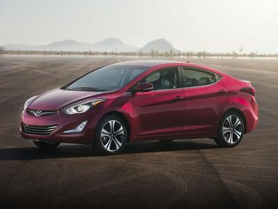 Certified 2015 Hyundai Elantra Sport