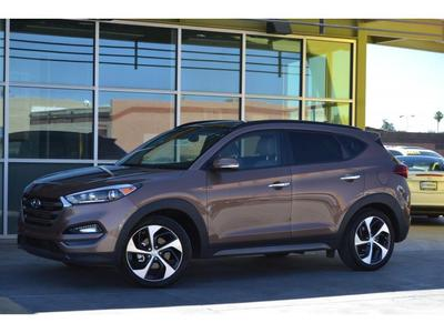 Used 2016 Hyundai Tucson Limited