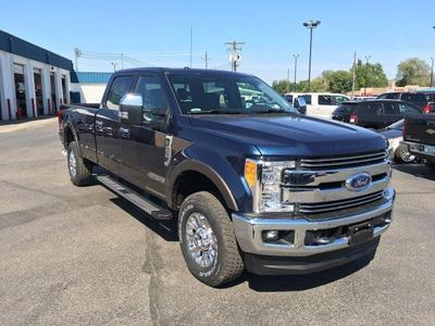 New 2017 Ford F-250 Lariat
