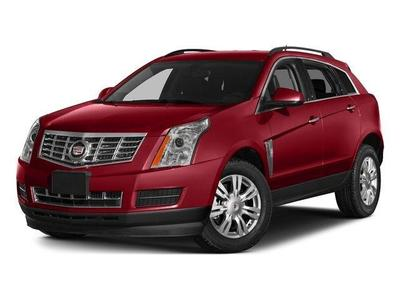 Certified 2015 Cadillac SRX Luxury Collection