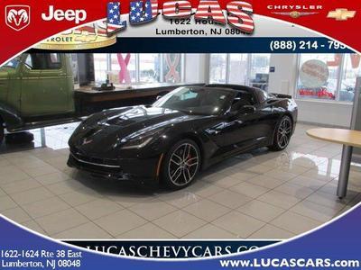 New 2017 Chevrolet Corvette Z51 1LT