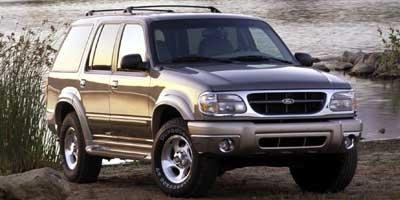 Used 2000 Ford Explorer Eddie Bauer