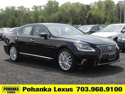 New 2017 Lexus LS 460 Base
