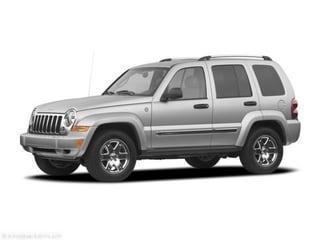 Used 2005 Jeep Liberty Sport