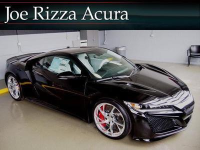 New 2017 Acura NSX