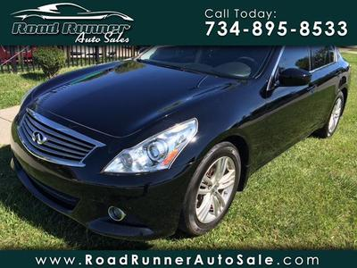 Used 2011 INFINITI G37 Sport Appearance Edition