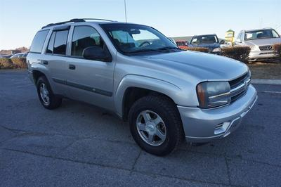 Used 2004 Chevrolet TrailBlazer