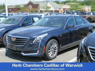 2017 Cadillac CT6 3.0L Twin Turbo Luxury