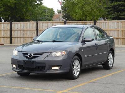 Used 2007 Mazda Mazda3 s Sport