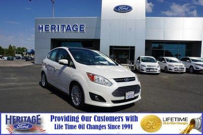 Certified 2016 Ford C-Max Hybrid SEL