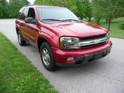 Used 2003 Chevrolet TrailBlazer LT