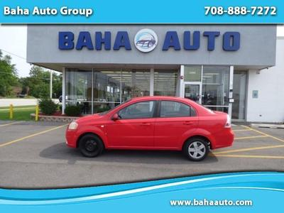 Used 2007 Chevrolet Aveo LS