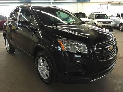 Used 2015 Chevrolet Trax LT