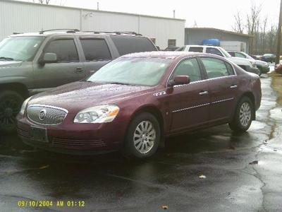 Used 2007 Buick Lucerne CX