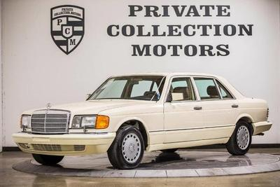 Used 1986 Mercedes-Benz 420SEL