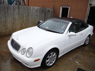 Used 2000 Mercedes-Benz  CLK320