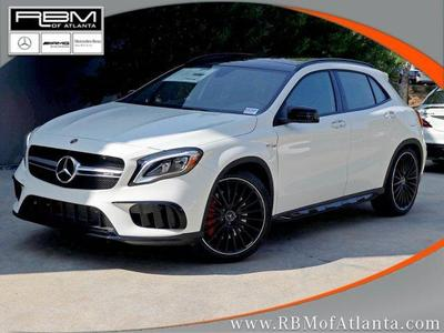 New 2018 Mercedes-Benz AMG GLA 45