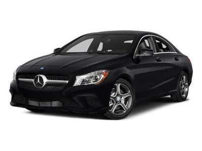 New 2015 Mercedes-Benz CLA 250
