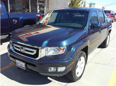 Used 2010 Honda Ridgeline RTL