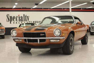 Used 1971 Chevrolet Camaro Z28
