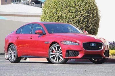 New 2016 Jaguar XF S