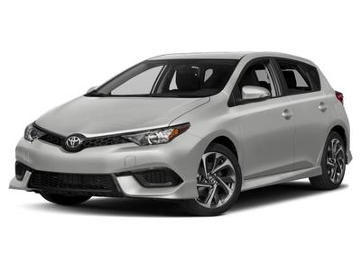 New 2017 Toyota Corolla iM Base