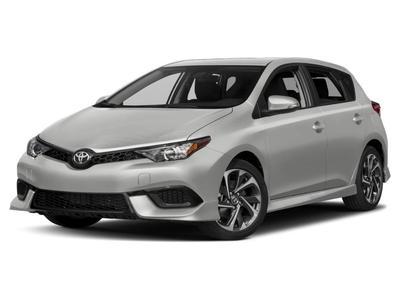 New 2018 Toyota Corolla iM Base