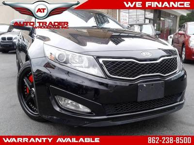 Used 2011 Kia Optima SX