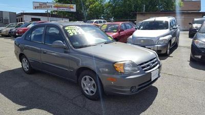 Used 2005 Hyundai Accent GLS
