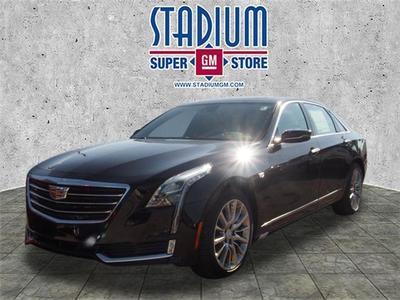 New 2017 Cadillac CT6 2.0L Turbo Luxury