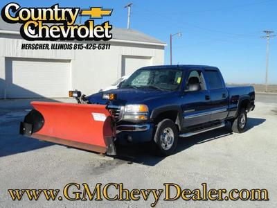 Used 2004 GMC Sierra 2500 SLT