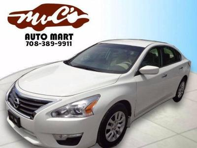 Used 2015 Nissan Altima 2.5 S