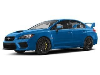 New 2018 Subaru WRX STI